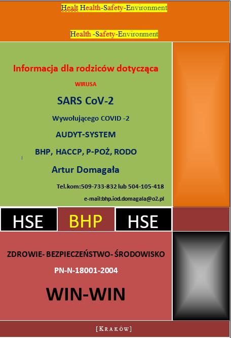 Procedury CoV - 2